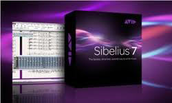 New: Avid Sibelius v7 - Music Notation Software