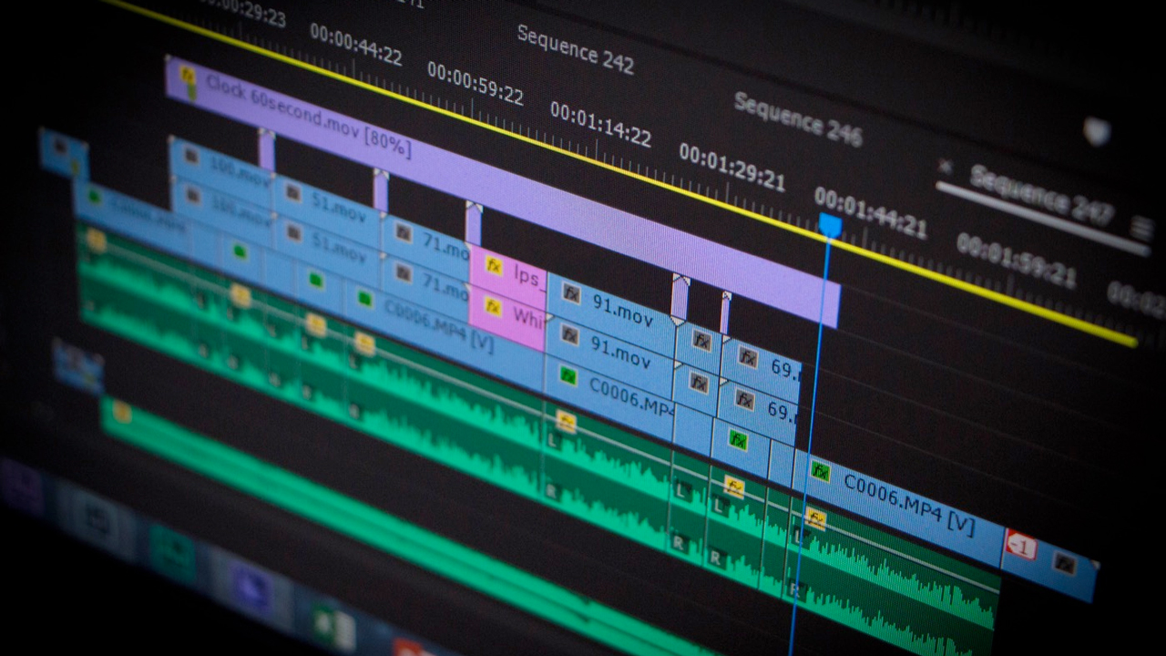 Premiere Pro: Best Practices for Batch Syncing Audio in Adobe Premiere