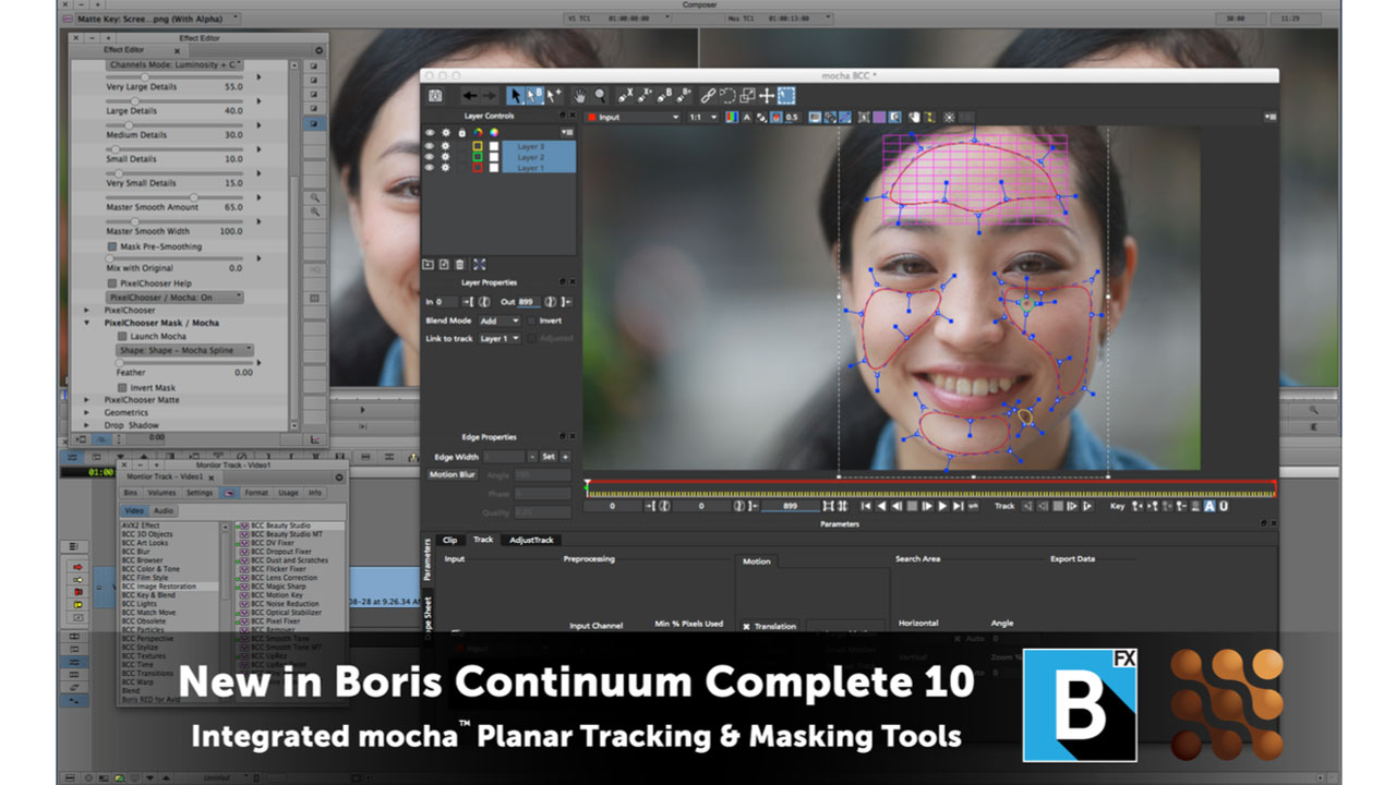 New: Boris Continuum Complete 10 for Avid/AVX is Here!