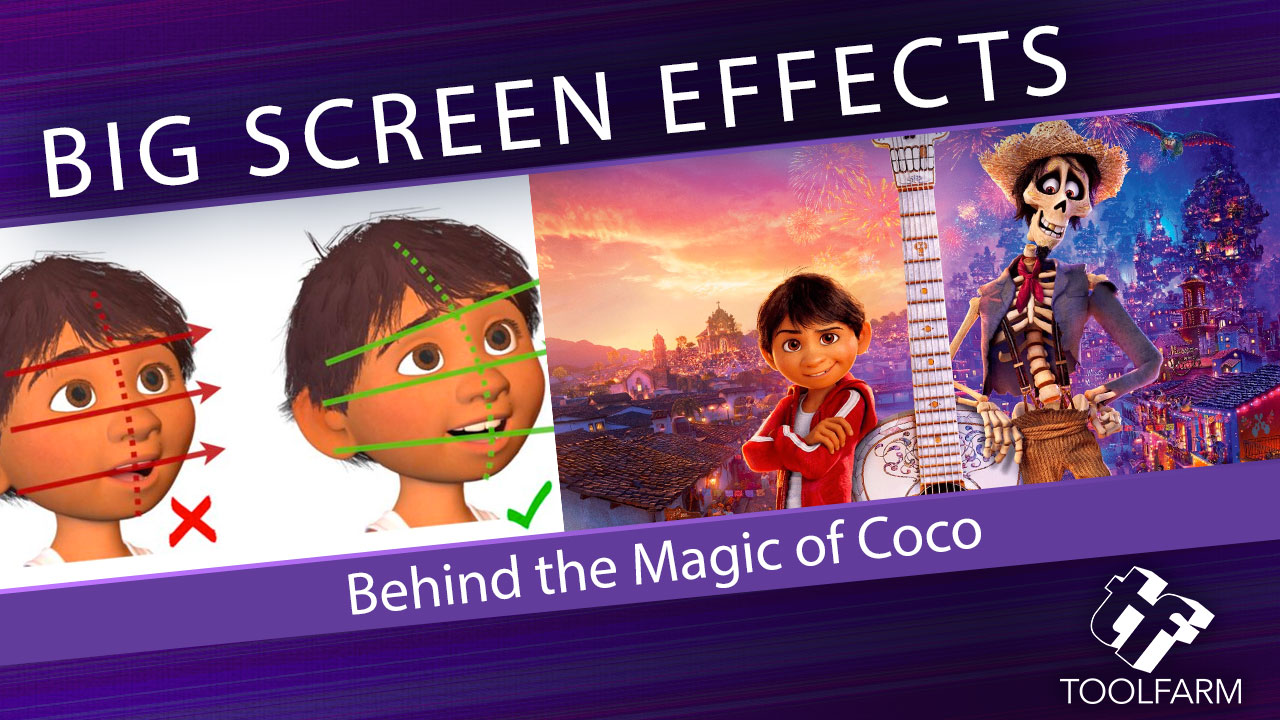 Big Screen Effects: The Magic Behind Coco
