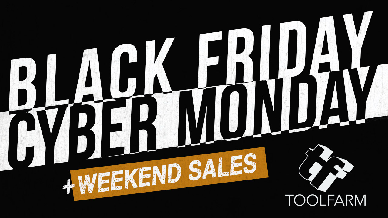 Black Friday Cyber Monday 2016 - The Big Sale List
