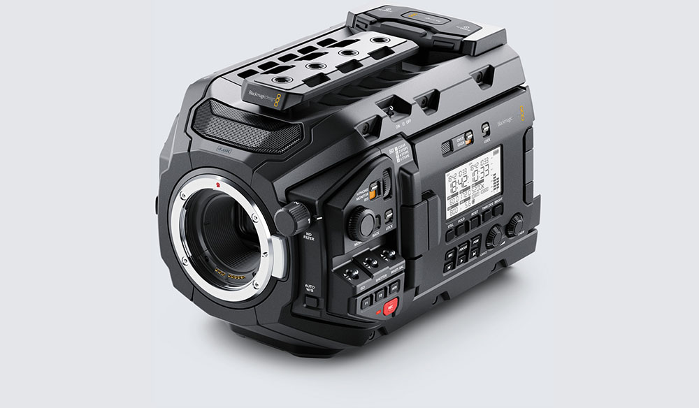 Review: 7 Reasons Why You Should Be Using Blackmagic's URSA Mini Pro 4.6k Camera