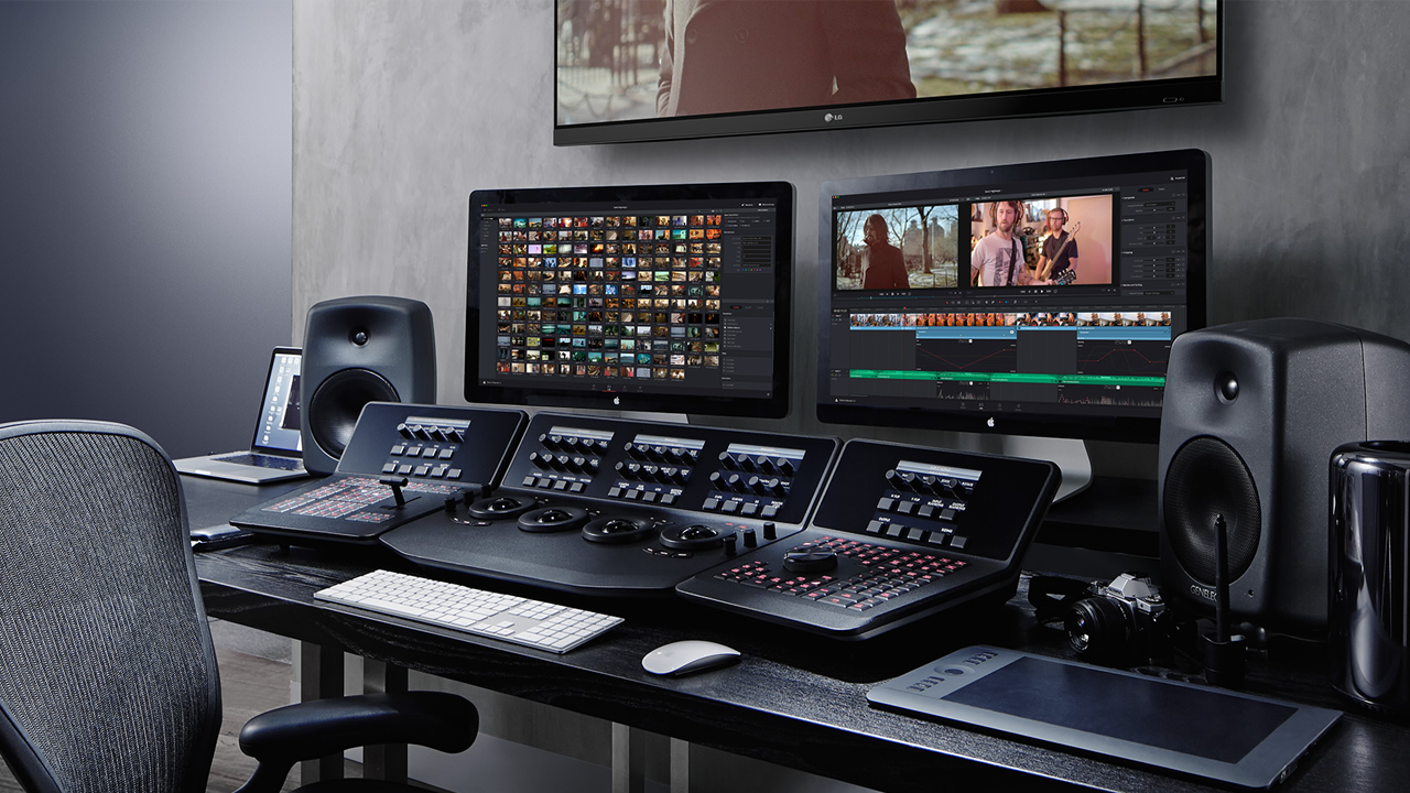 Review: Blackmagic Design DaVinci Resolve