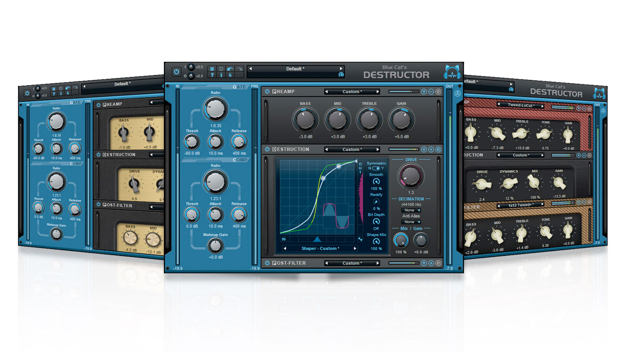 Update: Blue Cat Audio Destructor v1.3 – Multiple Performance Enhancements