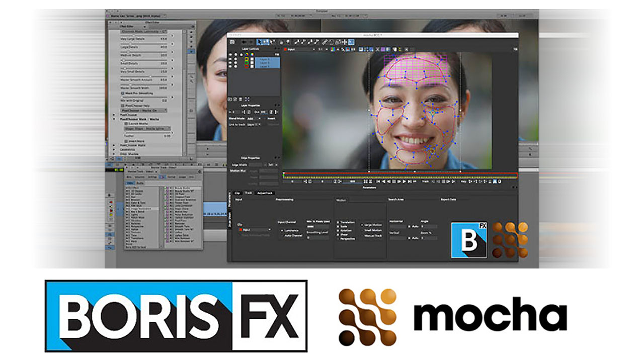 News: Boris FX / Imagineer to Showcase New Tools for Visual Effects, Image Restoration at #IBC2015