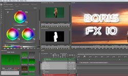 New: Boris FX Version 10 Now Available; Support for latest Adobe, Sony, and Grass Valley Releases