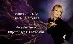 Webinar: Join Michele Yamazaki on March 22, 2012 for TRON & Fringe Style Titles