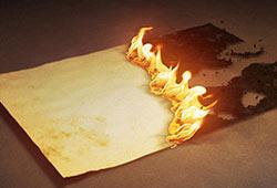 Tutorial: Burn Shader by Ben Watts