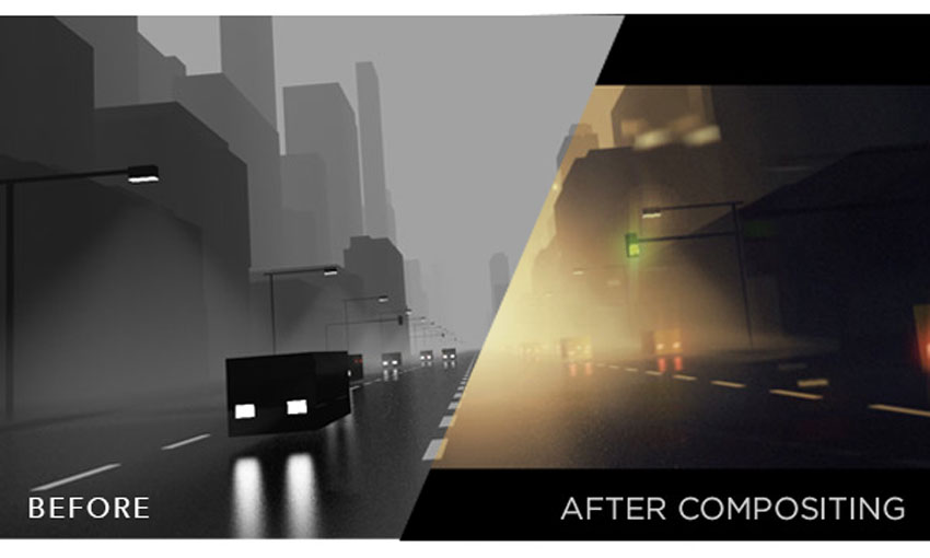 The Importance of Compositing: A Layer By Layer Breakdown in After Effects