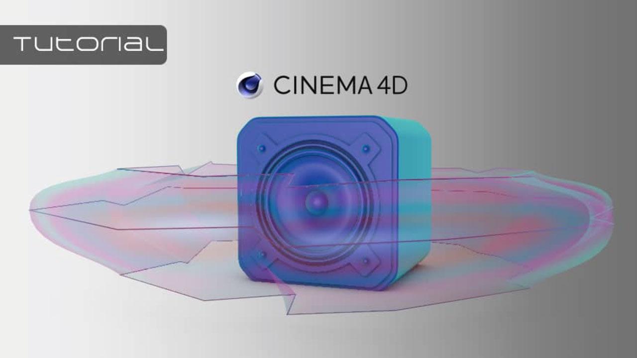 C4D: 3D Sound