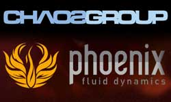 Update: Chaos Group Phoenix FD for 3ds Max Updates