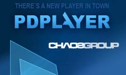 Update: Chaos Group Pdplayer v1.0.6.25