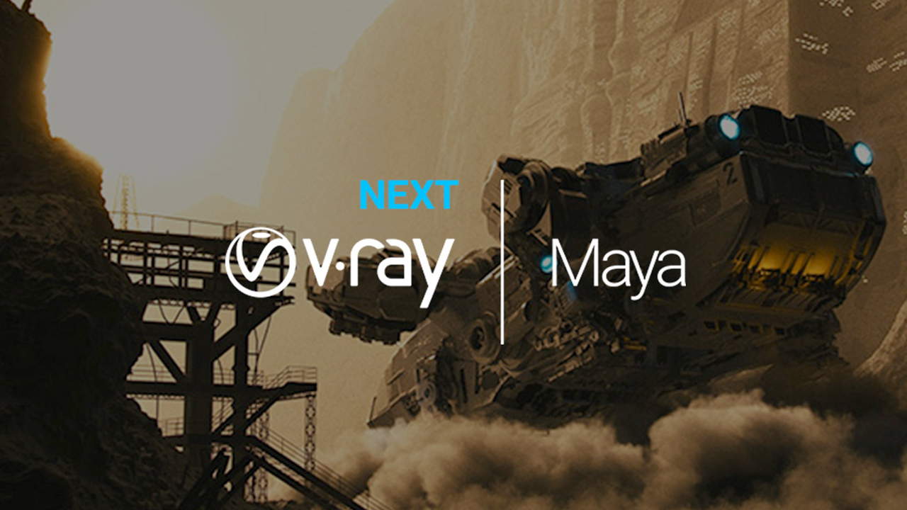 New: Chaos Group V-Ray Next for Maya Is Here! + Webinar Info