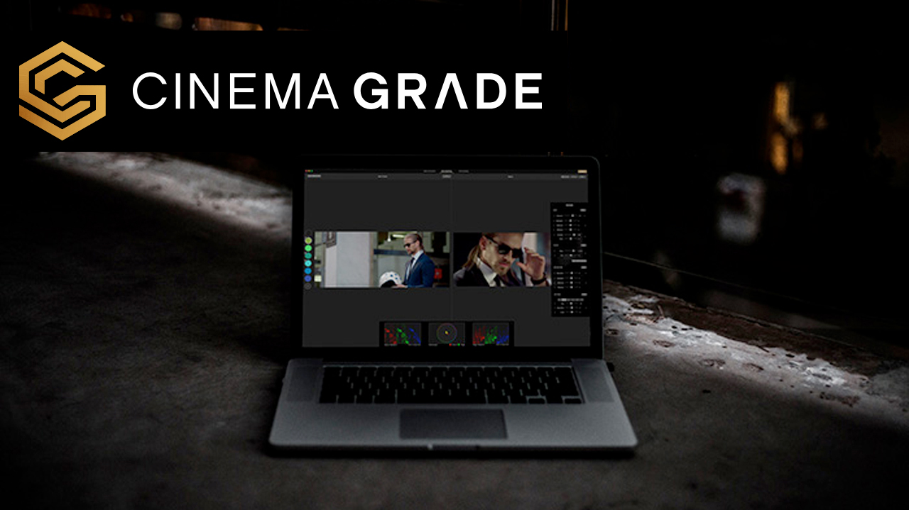 New: Cinema Grade – Make Epic Looking Films – Special Intro Offer 20% Off