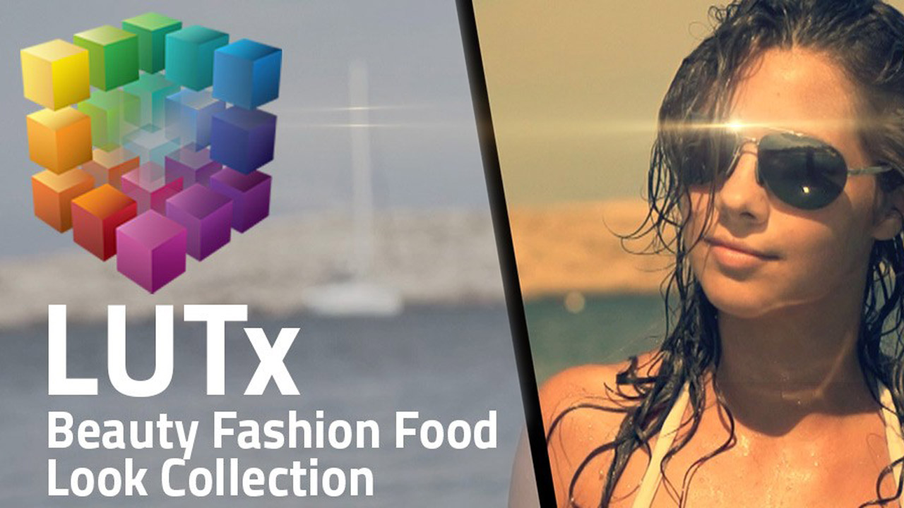 New: CoreMelt LUTx for FCPX – New Beauty, Fashion, Food LUT Collection, Introductory Pricing