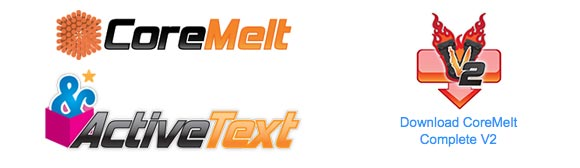 Freebies/Update: CoreMelt ActiveText- Free Text Plugins to Simplify