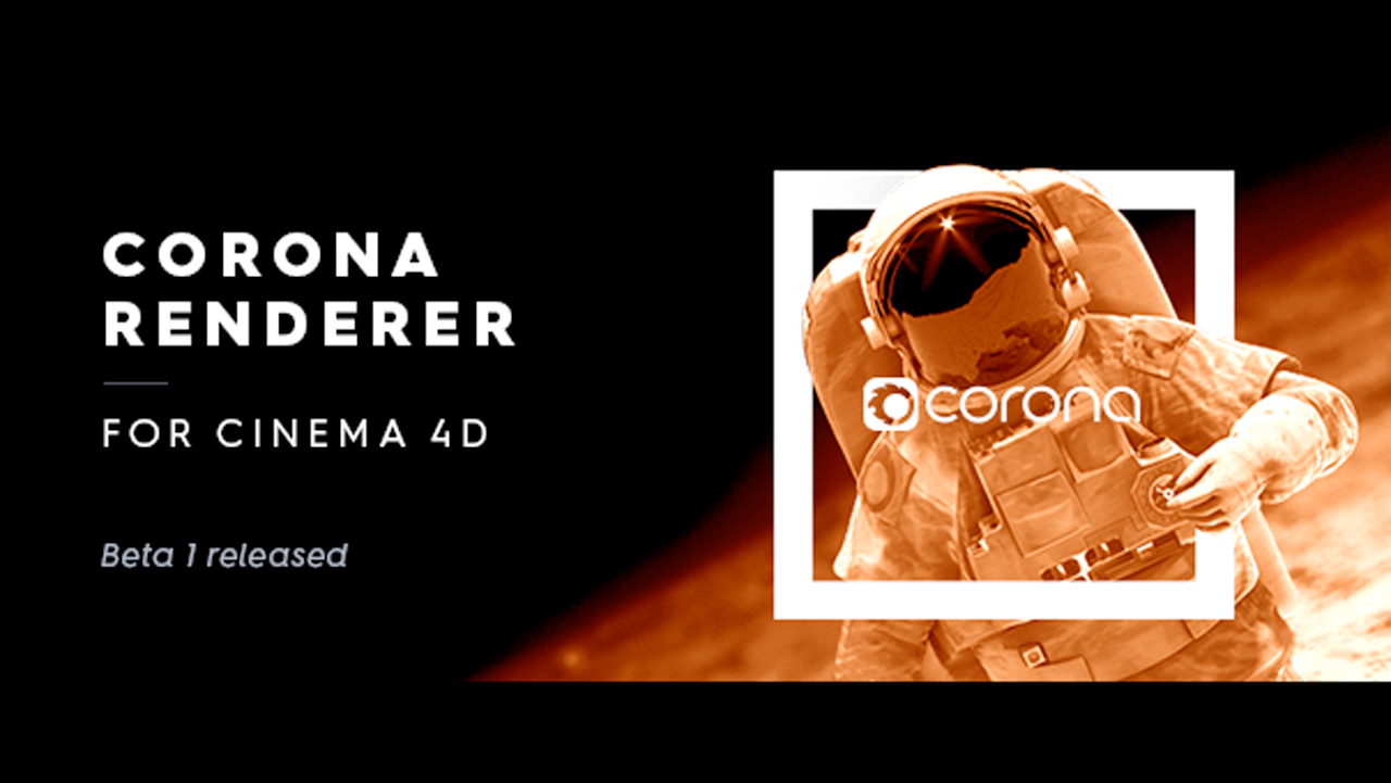News: Corona Render for Cinema 4D Beta 1 Released