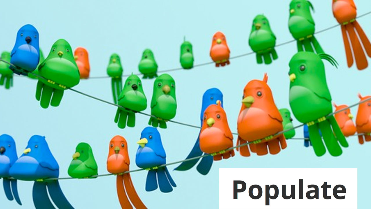 Sale: Curious Animal Populate for C4D – 25% Off Introductory Special Expiring 7/12/16