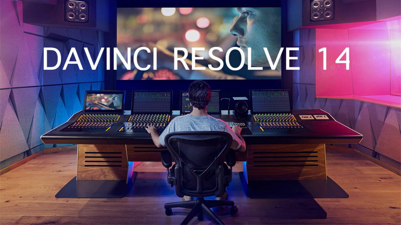 New: BlackMagic DaVinci Resolve 14 is Now Shipping!