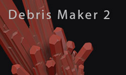 Freebie Friday: DebrisMaker2 for Autodesk 3DS Max