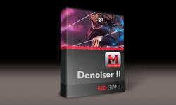 Sample: Red Giant Software Magic Bullet Denoiser II