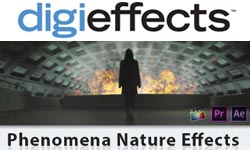 New: Digieffects Releases Phenomena Nature Effects Package