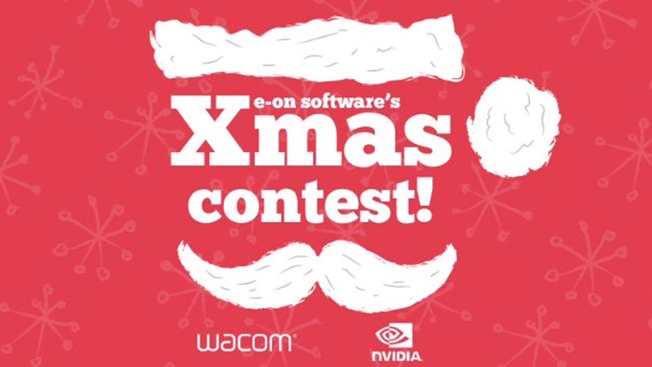 News: e-on Software Christmas Contest - Voting is Now Open