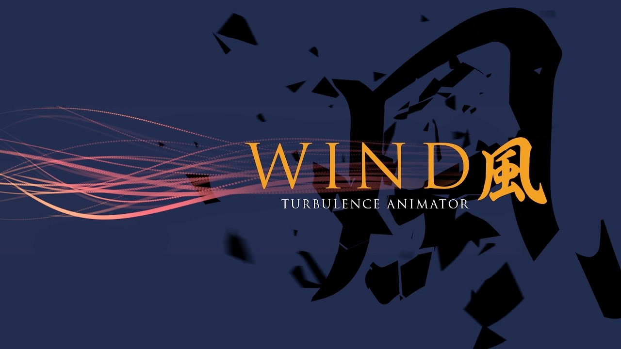 Tutorial: Ebberts + Zucker Wind for After Effects: Quick Tips #gettingstarted