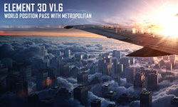 Update: Video Copilot Element 3D v1.6- Significant New Features, Bug Fixes
