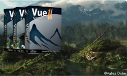 New: E-on Software Vue 11 Complete, Studio and Esprit Now Available - 3D Landscape Creation