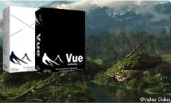 News/ Update: E-on Software Vue 11.5 Now Available - 3D Landscape Creation