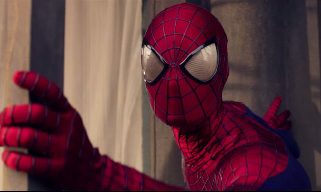 Midweek Motivations: evian Spider-Man - The Amazing Baby & me 2