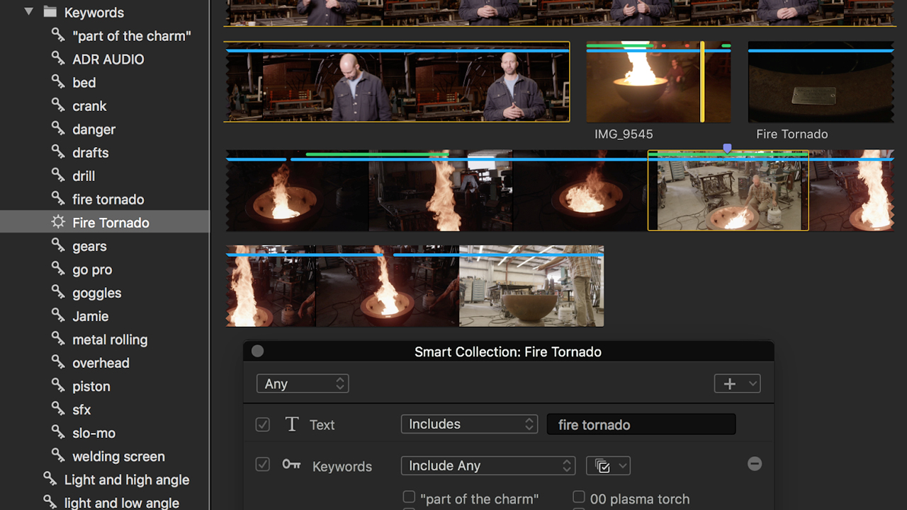 FCPX: Edit Faster with Metadata