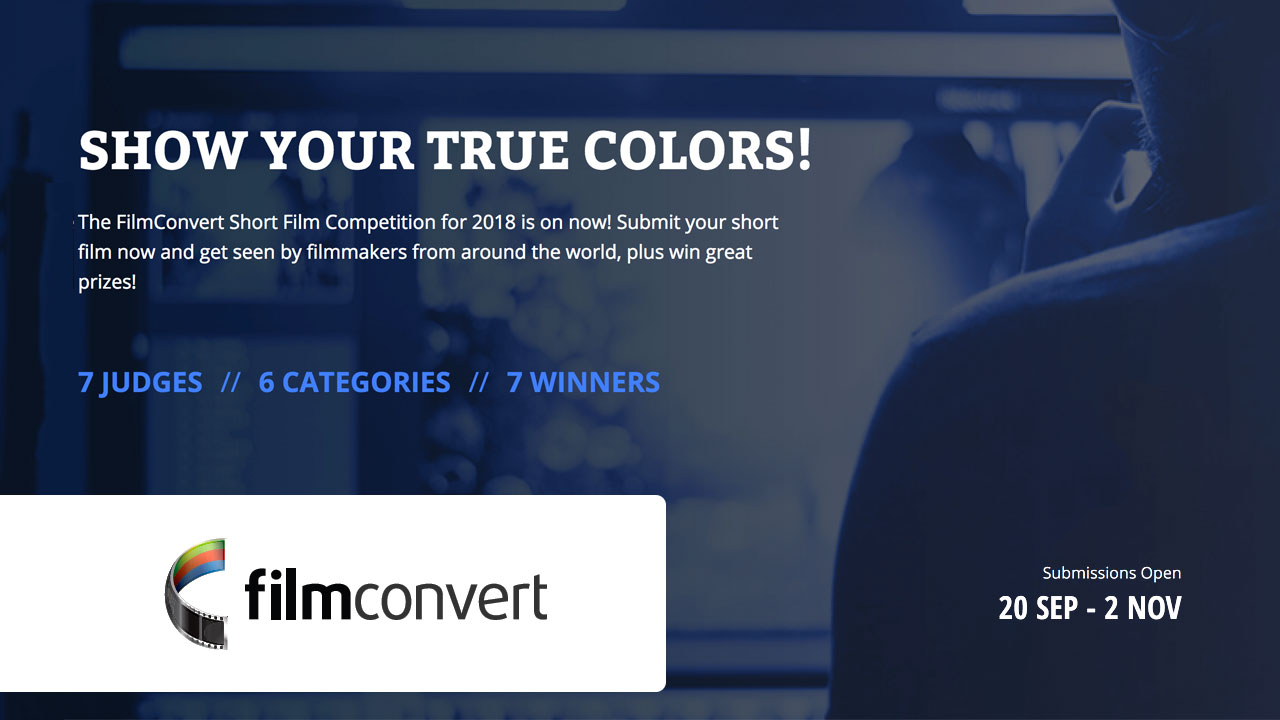 Contest: The FilmConvert Short Film Competition