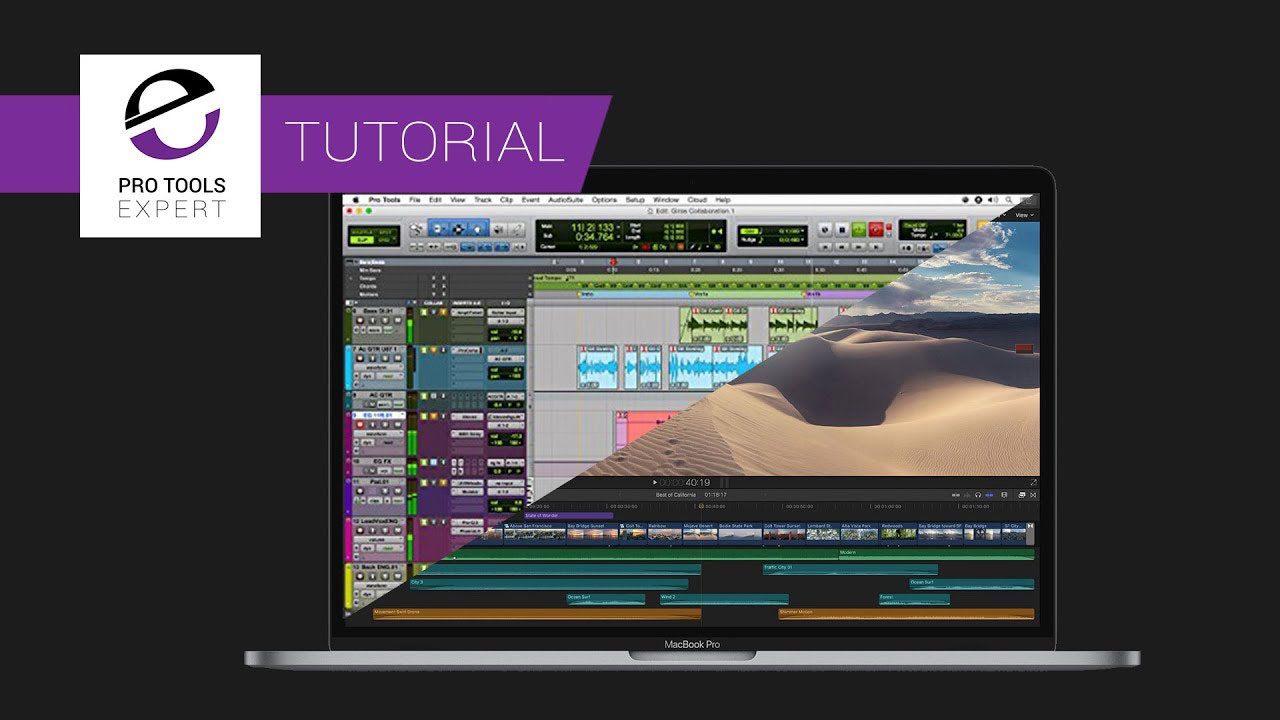 Tutorial: How To Sync Final Cut Pro X With Avid Pro Tools