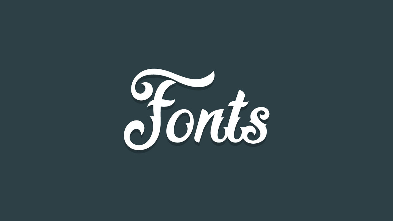 Freebie: Fresh Free Fonts from Abduzeedo