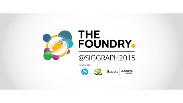 Event: The Foundry Live at SIGGRAPH 2015