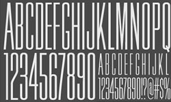 "Freebies: Free Block Text Font from Video Copilot - ""Credit Block"""