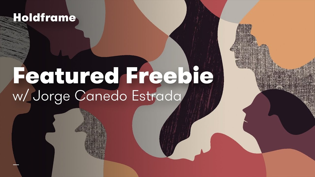 Freebie Friday: Featured Freebie with Jorge Canedo Estrada