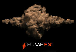 New: Sitni Sati FumeFX for Maya