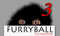 New: Furryball for Autodesk Maya by AAA Studio