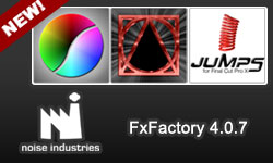 New: FCPX FxPacks from Ripple and Lawn Road, FxFactory Update + New Freebie!
