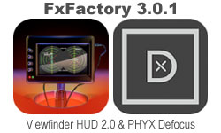 New: Noise Industries FxFactory 3.0.1 released
