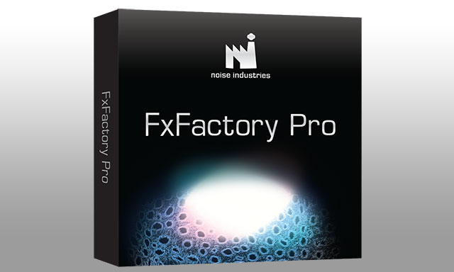 Update: Noise Industries FxFactory Updated to v4.1.6