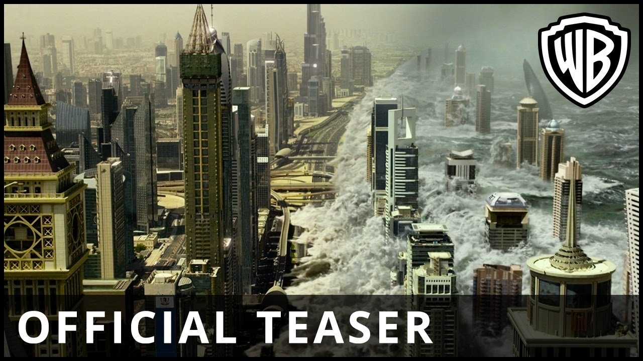 Midweek Motivations: Geostorm – Official Trailer