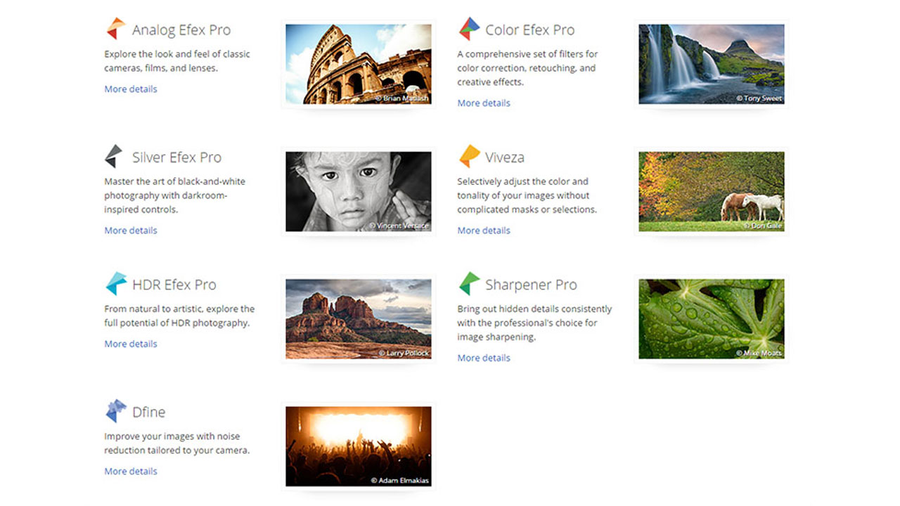 Freebie: Google's Nik Collection of Photo Editing Software