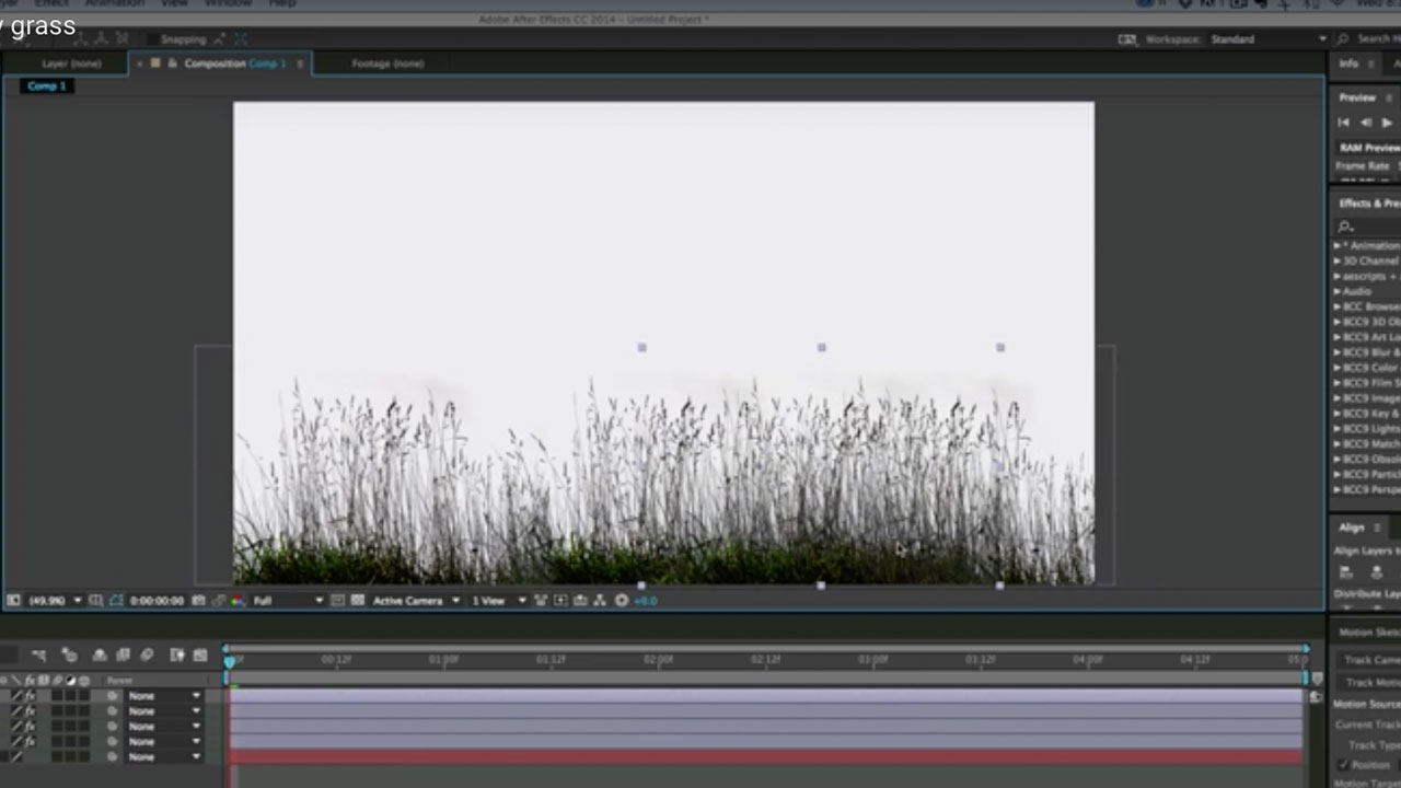 Quick Tip – CC Slant Breezy Grass