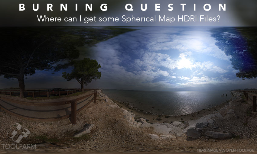 Burning Question: Where can I get HDRIs? vol. 2
