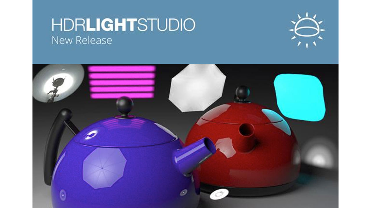 Update: Lightmap HDR Light Studio 5.3 is now available