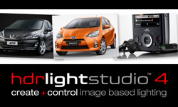 New: Lightmap HDR Light Studio - Dynamic Image Based Lighting